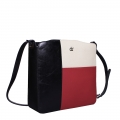 BOLSO TIPO MORRAL COLOR BLOCK